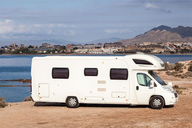 Vente de camping-car
